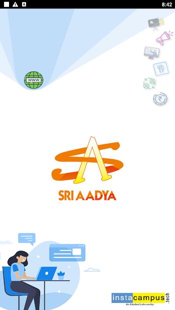 Sri Aadya Junior College App screenshot 1