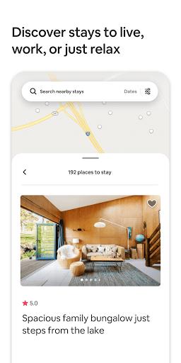 Airbnb - Vacation Rentals & Experiences  screenshots 2