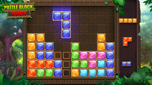 Puzzle Block Jewels  Screenshots 21