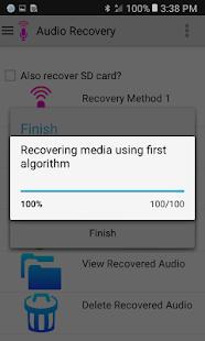 Audio Recovery 4.8 APK screenshots 8