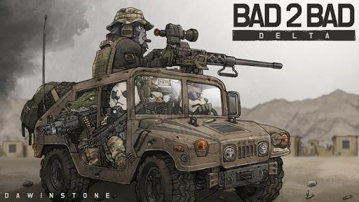 BAD 2 BAD: DELTA  screenshots 1