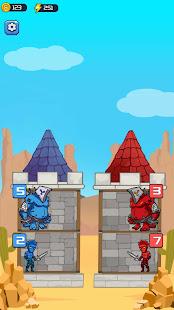 hero tower wars 1.0.9 screenshots 1
