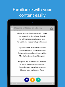 Memorize Anything Poems Speeches Mod Apk (Pro Unlocked) 10