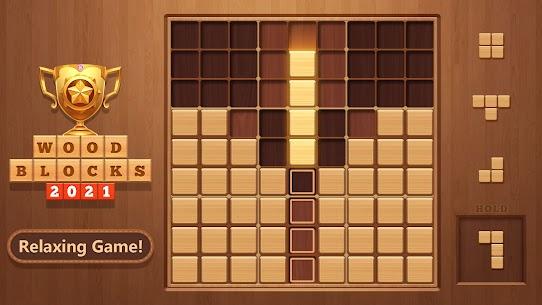 Wood Block 99 – Wooden Sudoku Puzzle 1