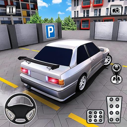 mobil parkir Kemuliaan - mobil permainan 2020