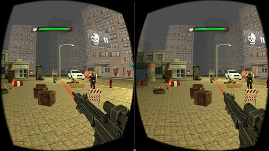 VR Ragdoll Shooter Hack for Android and iOS 5