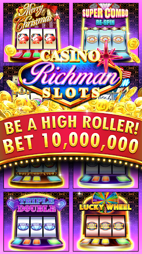Slots Classic - Richman Jackpot Big Win Casino  screenshots 13