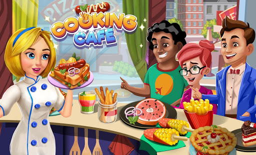 Cooking Cafe Restaurant Girls - Best Cooking Game 2.0.3 Screenshots 17