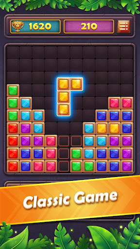 Block Puzzle Gem: Jewel Blast Game 1.18.0 screenshots 1