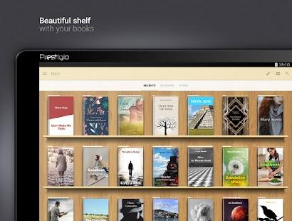 eReader Prestigio: Book Reader Screenshot