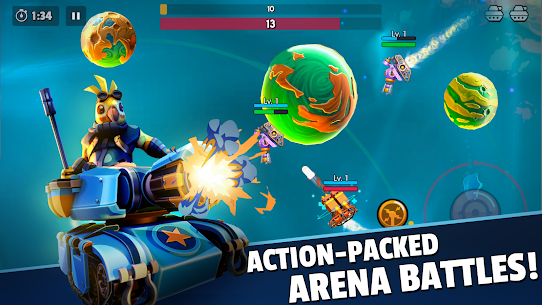 Orbit Outlaws  Apps For Pc, Windows 10/8/7 And Mac – Free Download 1