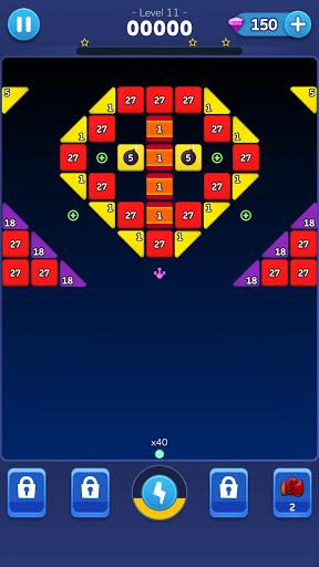 Brick Breaker - Crush Block Puzzle  screenshots 1