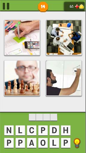 4 Pics 1 Word - 2021 Word Game  screenshots 3