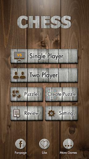 Chess - Play vs Computer 2.1 screenshots 1