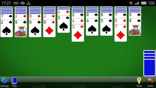 Classic - Spider Solitaire 4.7.6 Screenshots 3
