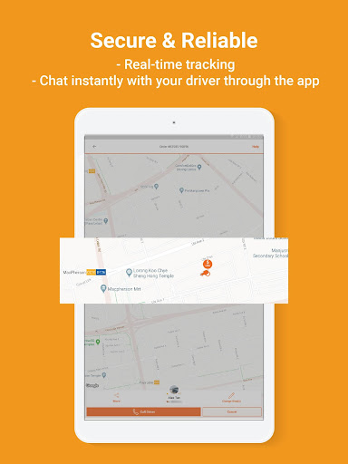 Lalamove - 24/7 On-Demand Delivery App 103.5.1 Screenshots 13