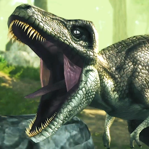 Dino Tamers Jurassic Riding MMO 2.13 by Foxie Ventures logo