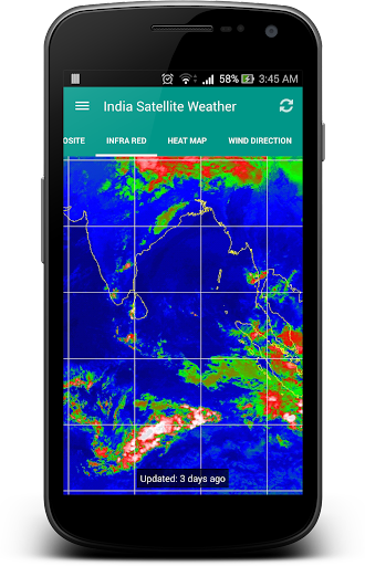 India Satellite Weather 5.0.6 Screenshots 5