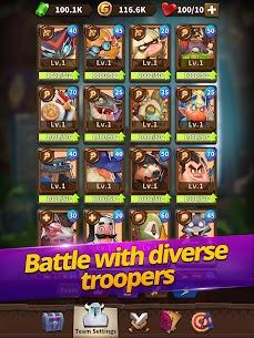 Nano Legends Mod Apk (Unlimited Mana) 10