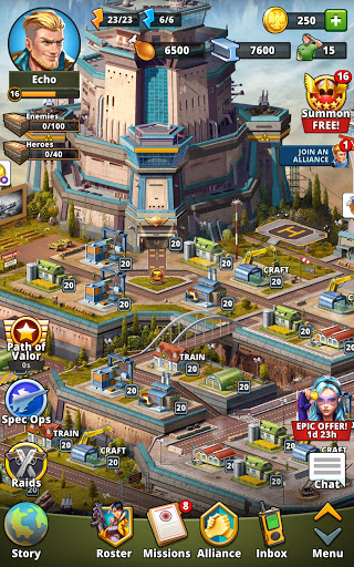 Puzzle Combat: Match-3 RPG android2mod screenshots 15