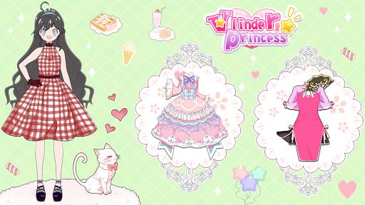 Vlinder Princess - Dress Up Games, Avatar Fairy APK MOD Download 1