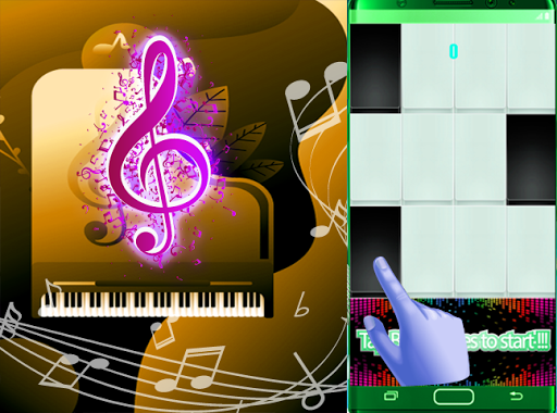 Lewis Capaldi - Someone You Loved - Touch Piano 1.0 Screenshots 1