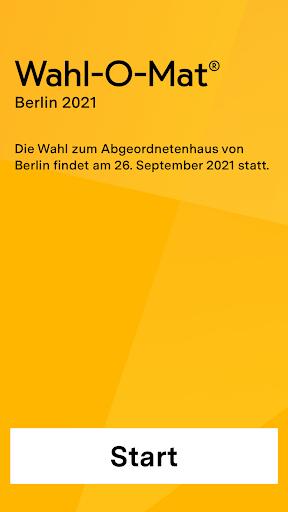 Wahl-O-Mat  screenshots 3
