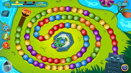 Violas Quest: Marble Blast Bubble Shooter Arcade 3.036.10 screenshots 2