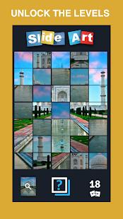 Slide Art : Free Jigsaw Puzzle Photo Challenge