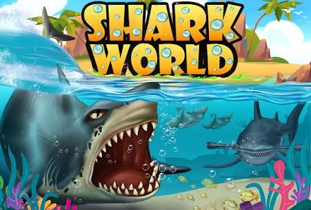 Shark World Mod Apk (Gold/Diamonds) 6