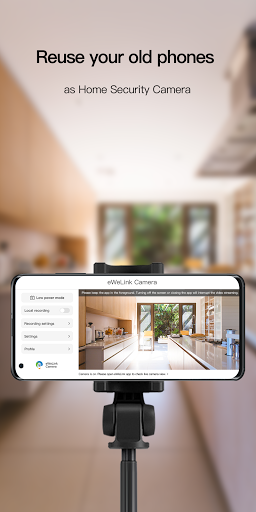 eWeLink Camera -Home Security, Pet & Baby Monitor  screenshots 1