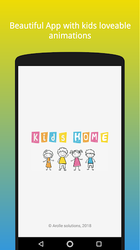 Kids Home (Kids Mode,  Launcher, Parental Control)  Screenshots 1