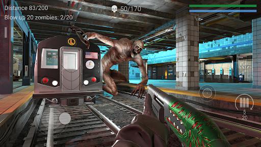 Télécharger Zombeast: Survival Zombie Shooter APK MOD (Astuce) screenshots 5