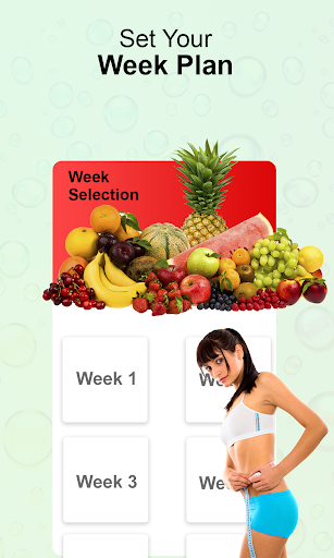 Foto do Diet Plan For Weight Loss Healthy Food For Fitness