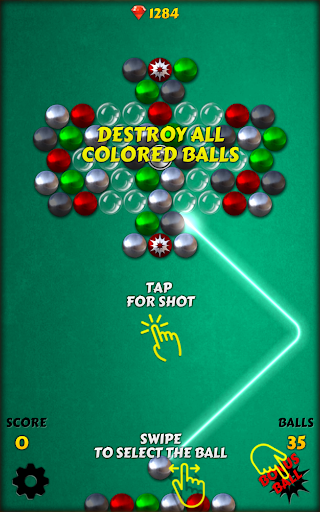 Magnet Balls PRO Free: Match-Three Physics Puzzle screenshots 12