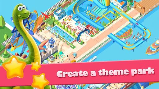 Sim Park Buildit - Dinosaur Theme Park  screenshots 12