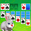 Classic Solitaire - My Farm Friends Card Game