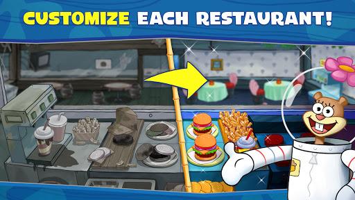 SpongeBob Krusty Cook-Off  screenshots 5