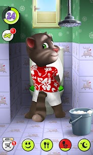 Download my talking tom for Android APK Free 2