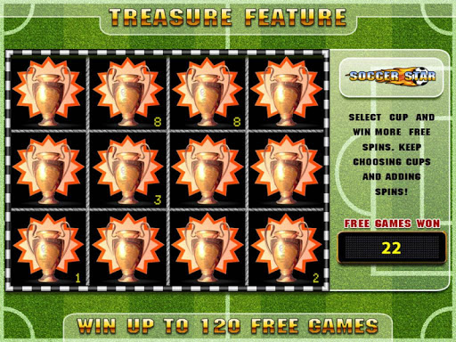 Soccer Star Slot Machine For PC Windows (7, 8, 10, 10X) & Mac Computer Image Number- 13