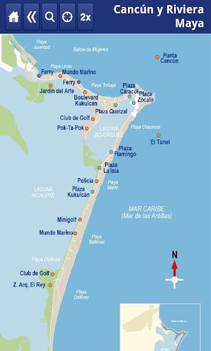 Cancun y Riviera Maya For PC Windows (7, 8, 10, 10X) & Mac Computer Image Number- 11