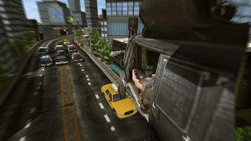 Presidential Rescue Commando: Convoy Security 3D 1.1.0 screenshots 2