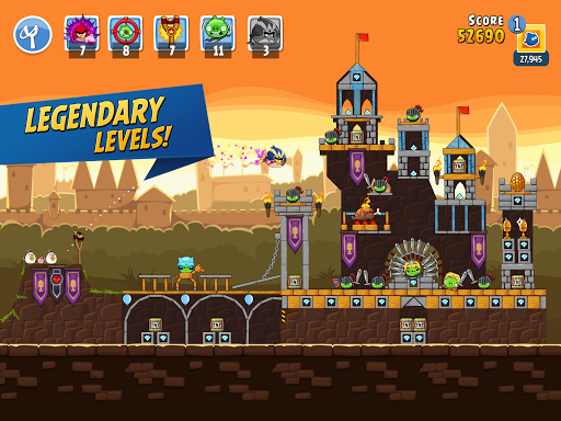 Angry Birds Friends 9.8.0 screenshots 10