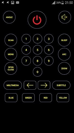 Remote for LG TV / Devices : Codematics 1.5 Screenshots 2