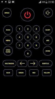 LG のデバイスのためのリモート CodeMaticsのおすすめ画像2