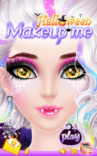 Halloween Makeup Me 1.0.7 screenshots 1