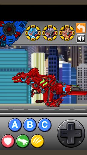 Transform Dino Robot - General Mobilization 1.29.0 screenshots 18