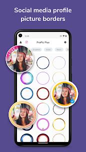 Profile Picture Border Frame – Propic MOD APK (Plus) Download 1