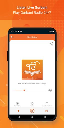 Sikh World - Nitnem & Live Gurbani Radio android2mod screenshots 6
