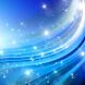 青のライブ壁紙 - Androidアプリ